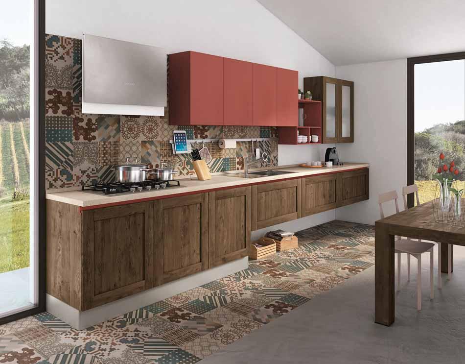 Creo Kitchens 02 Kyra Telaio – Bruni Arredamenti