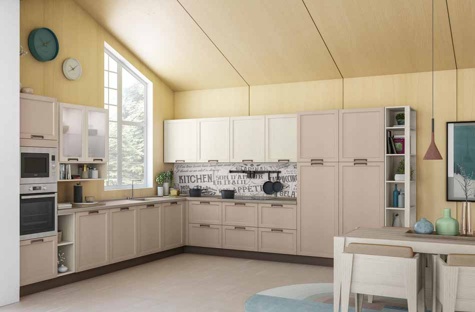 Creo Kitchens 03 Contempo- Bruni Arredamenti