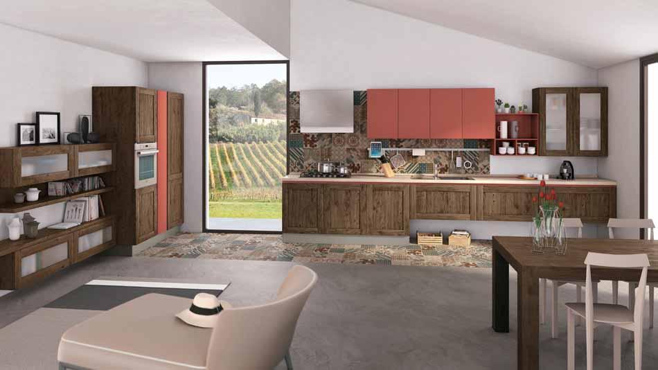 Creo Kitchens 03 Kyra Telaio – Bruni Arredamenti
