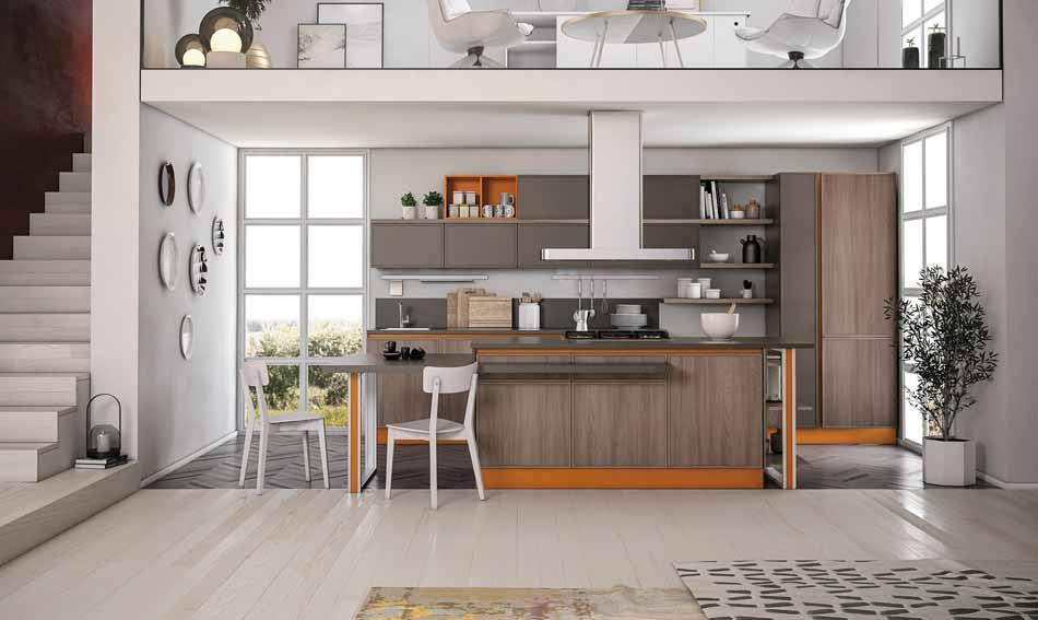 Creo Kitchens 03 Rewind- Bruni Arredamenti