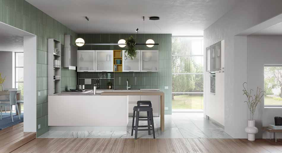 Creo Kitchens 03 Zoe – Bruni Arredamenti