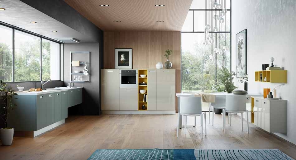 Creo Kitchens 04 Zoe – Bruni Arredamenti