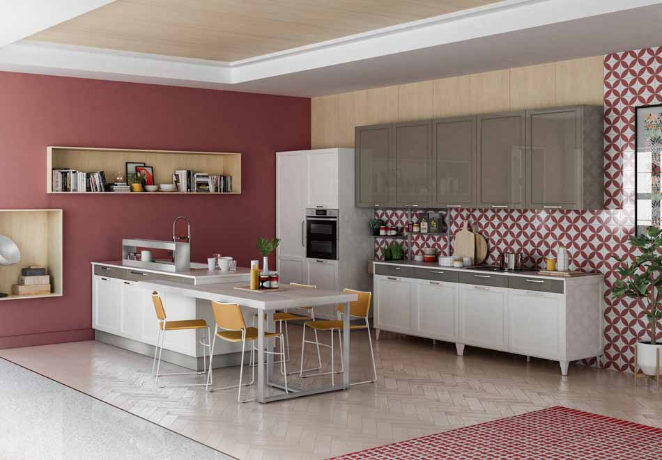 Creo Kitchens 07 Contempo- Bruni Arredamenti