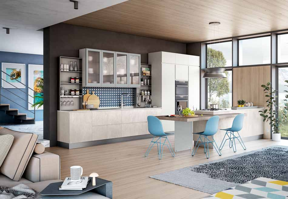 Creo Kitchens 07 Jey Feel – Bruni Arredamenti
