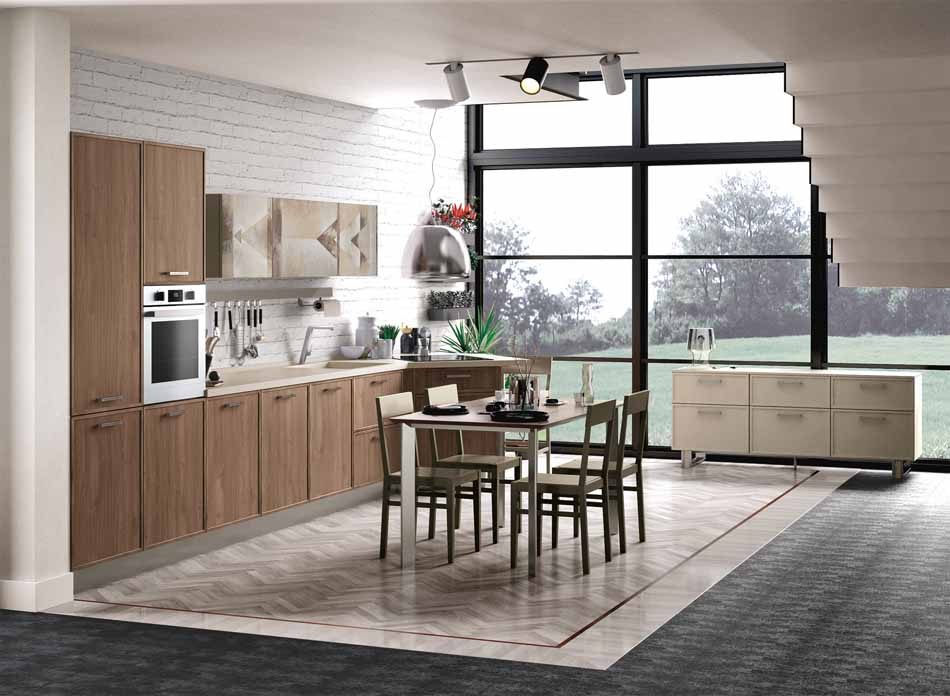 Creo Kitchens 07 Rewind- Bruni Arredamenti