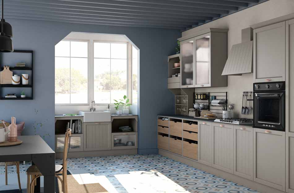 Creo Kitchens 08 Contempo- Bruni Arredamenti