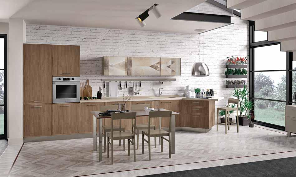Creo Kitchens 08 Rewind- Bruni Arredamenti