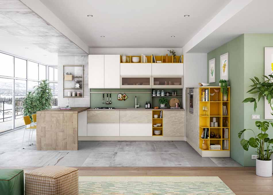 Creo Kitchens 09 Jey Feel – Bruni Arredamenti