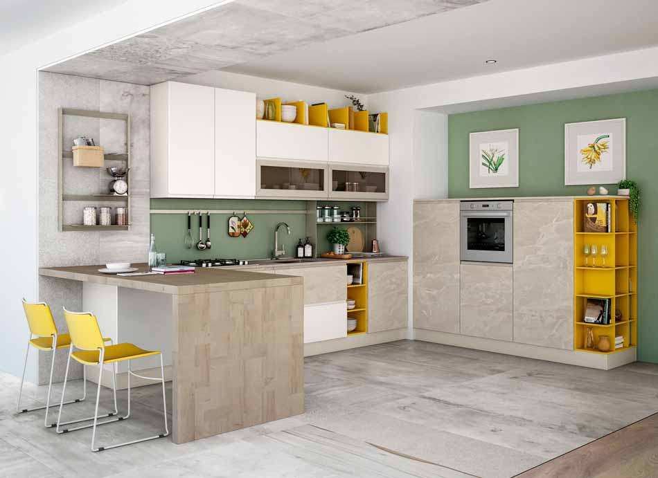 Creo Kitchens 10 Jey Feel – Bruni Arredamenti