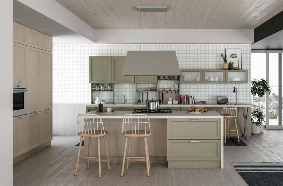 Creo Kitchens 12 Contempo- Bruni Arredamenti