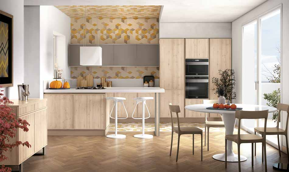 Creo Kitchens 12 Rewind- Bruni Arredamenti