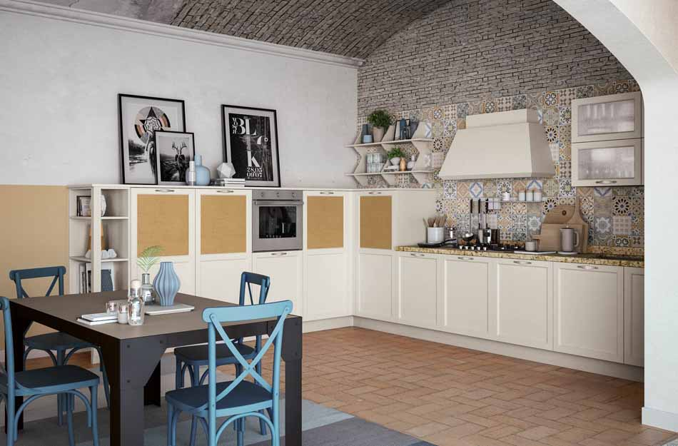 Creo Kitchens 13 Contempo- Bruni Arredamenti