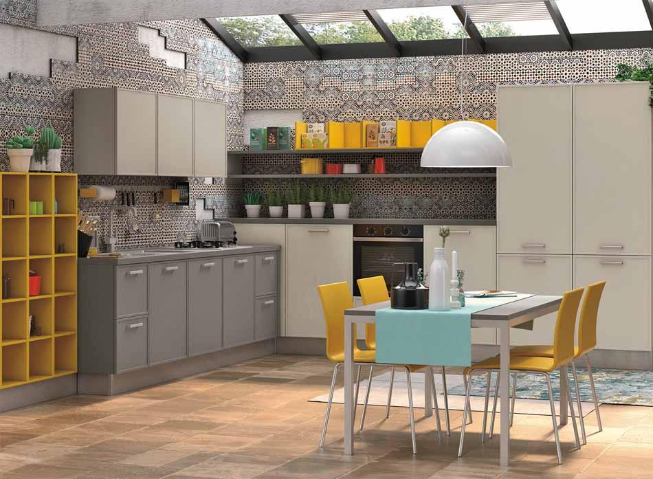 Creo Kitchens 15 Rewind- Bruni Arredamenti