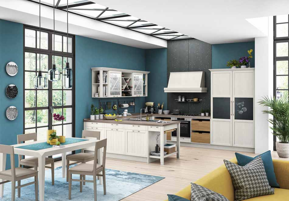 Creo Kitchens 16 Contempo- Bruni Arredamenti