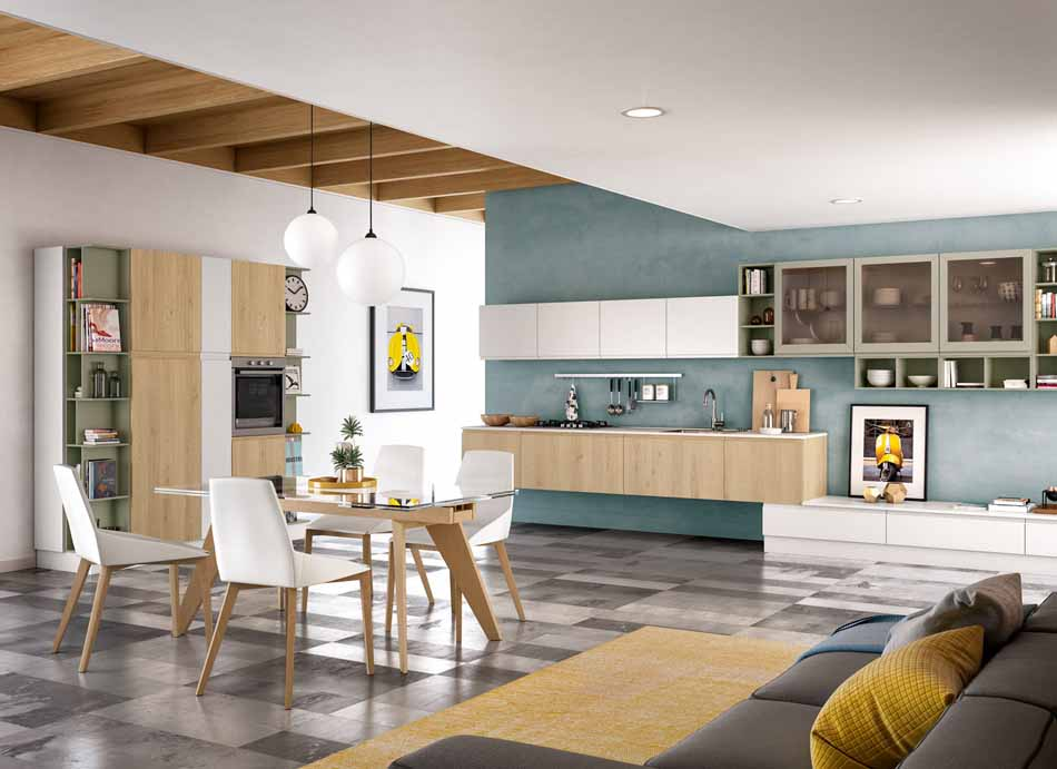Creo Kitchens 16 Jey Feel – Bruni Arredamenti