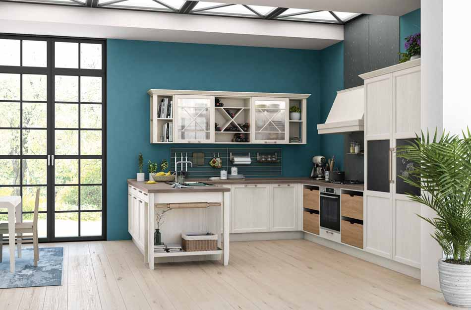 Creo Kitchens 17 Contempo- Bruni Arredamenti
