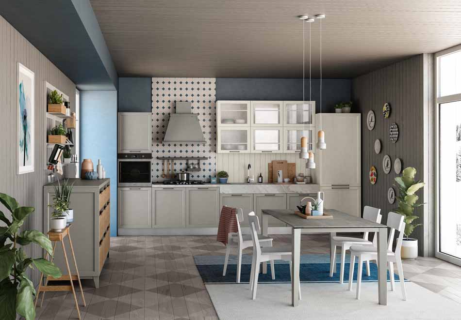 Creo Kitchens 19 Contempo- Bruni Arredamenti