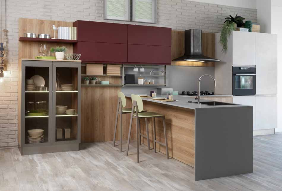 Creo Kitchens 20 Jey Feel – Bruni Arredamenti