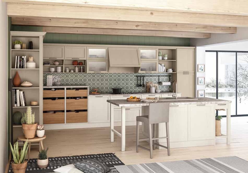 Creo Kitchens 22 Contempo- Bruni Arredamenti