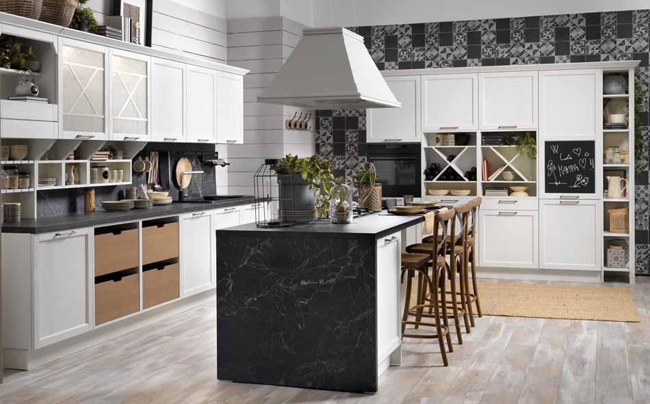 Creo Kitchens 24 Contempo- Bruni Arredamenti